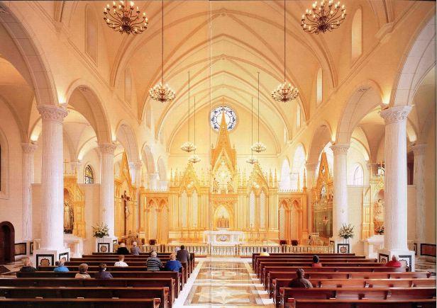 Shrine of the Most Blessed Sacrament en Alabama
