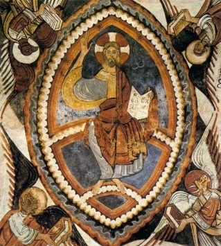 12th_century_unknown_painters_-_Christ_Pantocrator_-_WGA19699