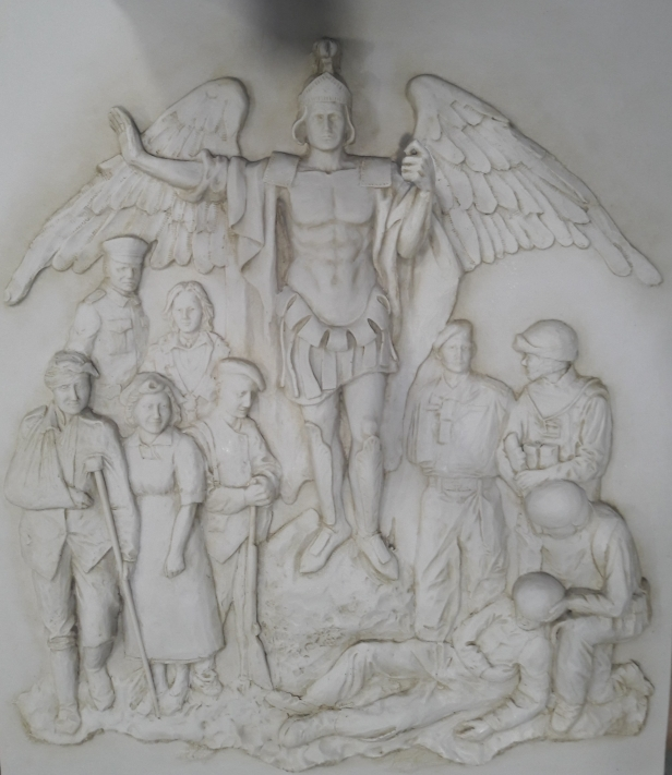 St Michael -rememberance war victims