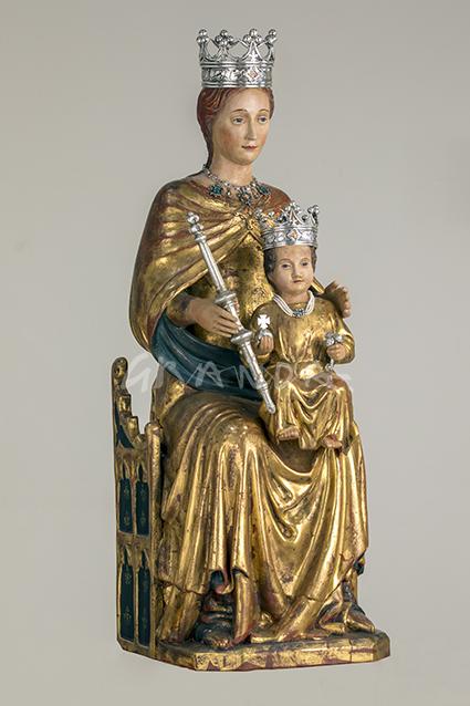 Virgen de la Merced. Mare de Déu de la Mercè. Talleres de Arte Granda, 2020.