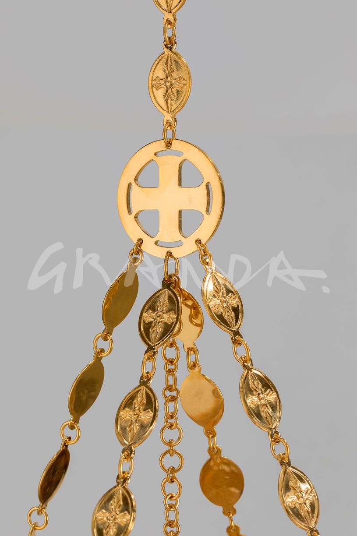 Lámpara del Santísimo. Corona de Recesvinto